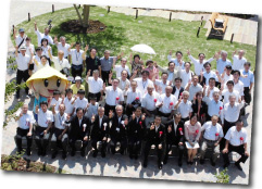 niwa+完成記念式典の写真