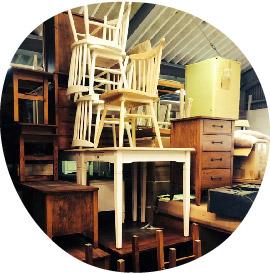 ア デペシュの「家具・雑貨のアウトレットセール」