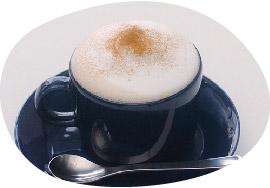 cafe toriの「ホットドリンク&自家製スイーツ」